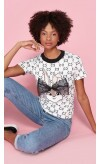 T-shirt Looney lov.it atacado