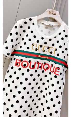 T-shirt Gucci Boutique lov.it atacado